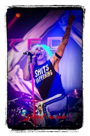 Twisted Sister @ Alcatraz Metalfest 2014