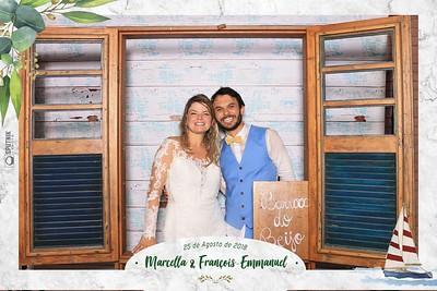 Marcella e François Emmanuel