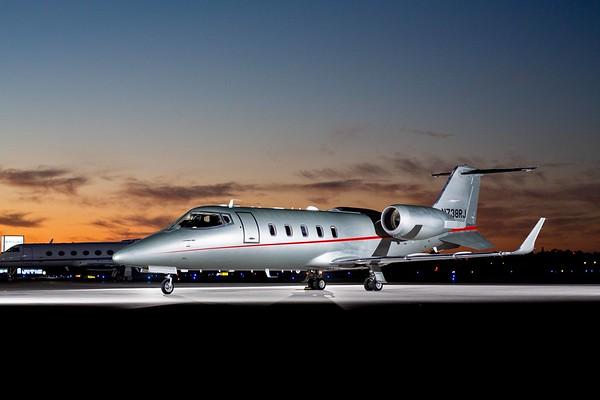 Lear Jet 60XR N738RJ (Low Res No Logo)