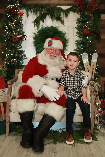 2019 Santa Mini Sessions