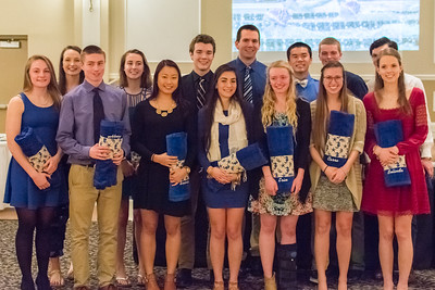 CSW Swimming & Diving Banquet 2016