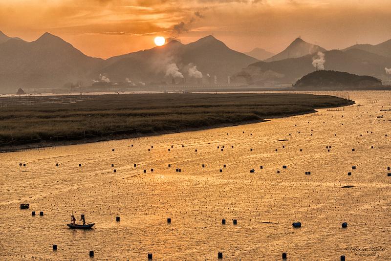 Sunset 2, Xiagingshan