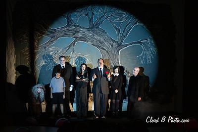 Cue West - Addams Family