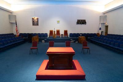 Wakefield Masonic Lodge Building