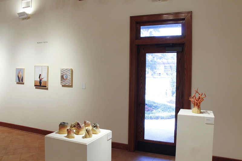 BFA Portfolio Exhibition, Installation View