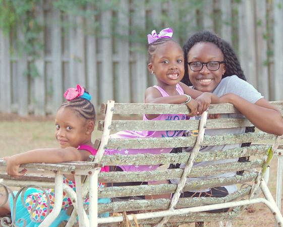 Triple A Sisters   Family Session   Bonaire, GA
