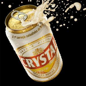 Cerveja Crystal | Festeja Uberlândia