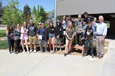 Boulder Prep students read to Heatherwood Students 2018-05-08