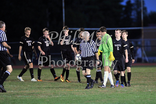 Berks Catholic vs Conrad Weiser Boys Soccer