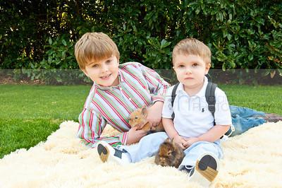 Wynn & Rhett Easter 2013