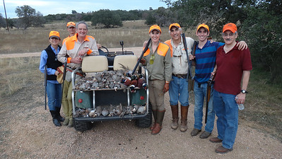 Riverside Ranch, Cypress Mill TX 12-15-2012