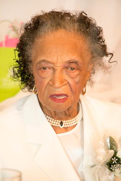 Johnnie Lee Burton 100th Birthday