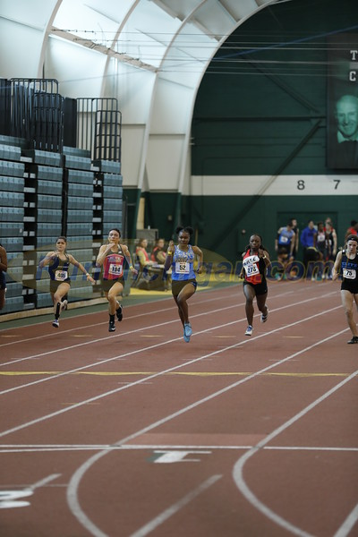 Day One - 60 Meter Prelims GIRLS - 2019 MITS State Meet