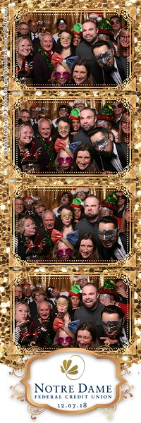 NDFCU Holiday Party 2018 Prints
