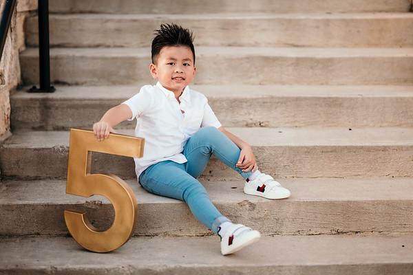 Dylan's 5!