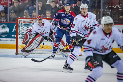 G12 Saginaw Spirit Dec 6 2018