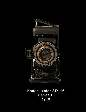 Kodak Junior SIX - 16 Series III 1940