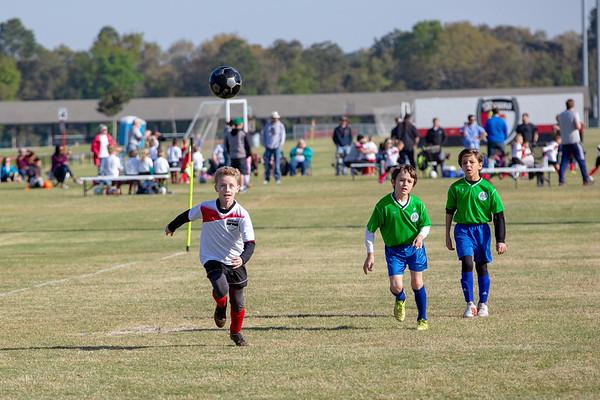 Texans Soccer 2019