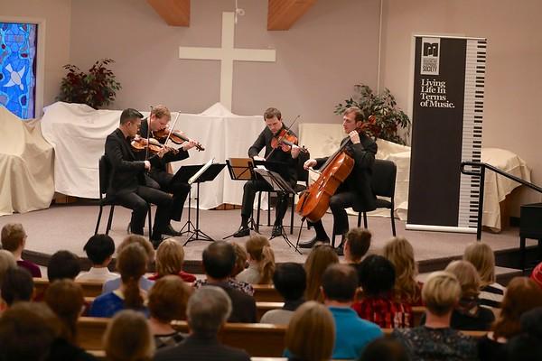 2017-03-30 New Orford String Quartet