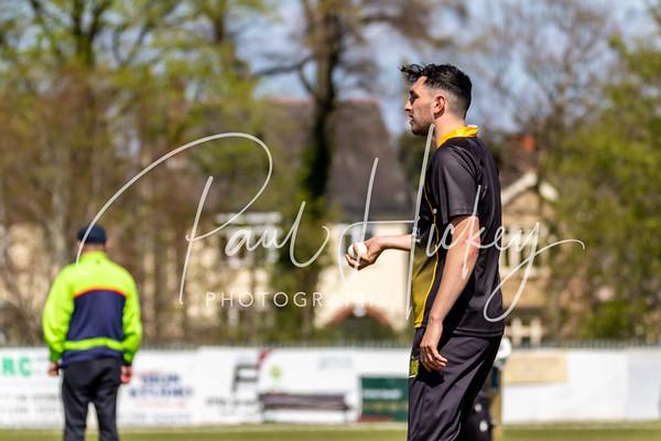 Kidderminster Cricket Club vs Ombersley Cricket Club 25/04/21