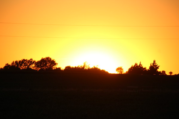 Fairfax Sunset