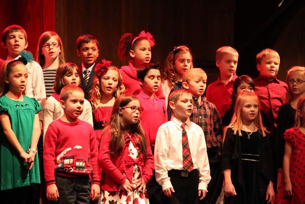 Elementary Christmas Spectacular