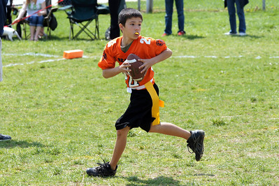 4-17-11 Wentzville Bears Flag Football