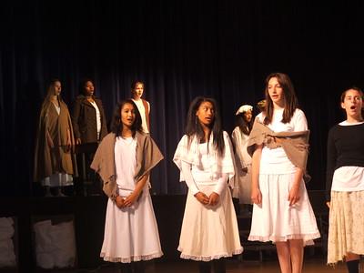 8th Grade Musical Les Miserable