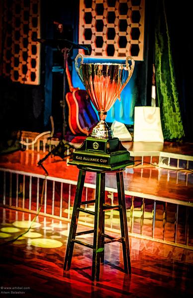 Четвертый Кубок КазАльянса, - не без Наурыза!