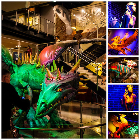 Frazier History Museum | Mythic Creatures Opening