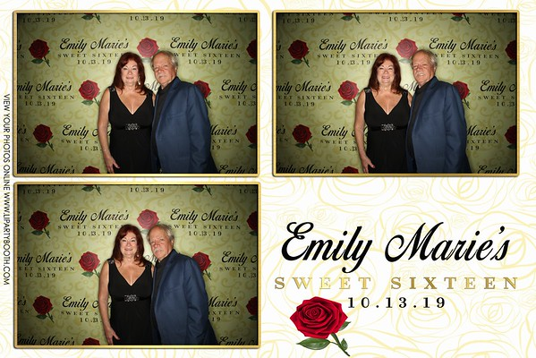 Emily Marie's Sweet 16