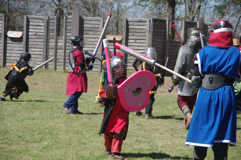 Youth Fort Battle