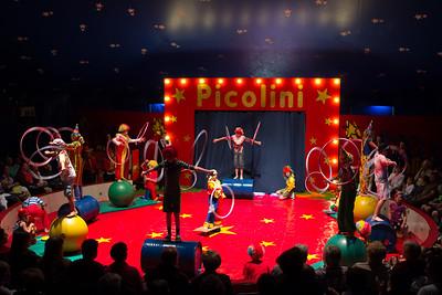 't Blokje - Circus Fusilini 2012