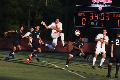 Men's Soccer vs Wake Tech