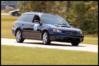 Subaru Challenge 2006: Run Group 2