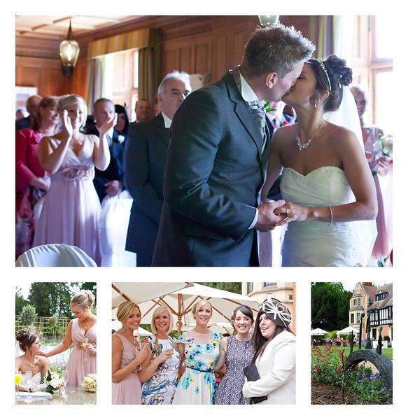 wedding photography evesham