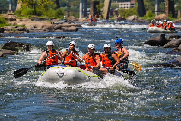 River City Adventures 8-22-15 Morning Trip