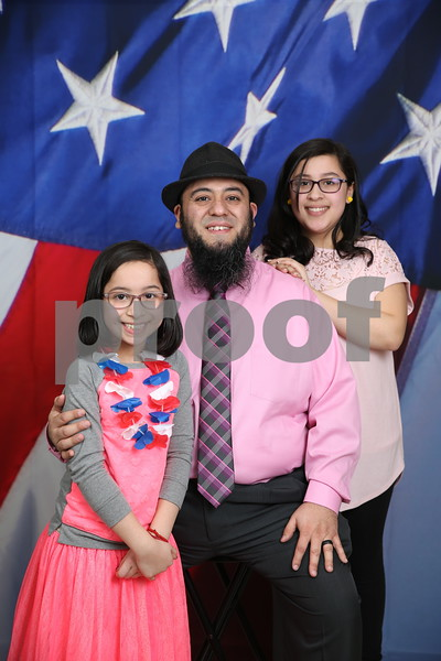 Southwest Elementary Daddy Daughter 28Jan2017