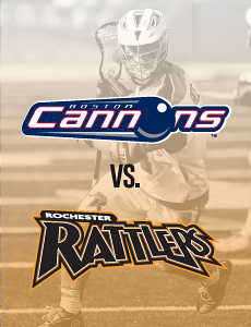 Cannons @ Rattlers (7/2/16)