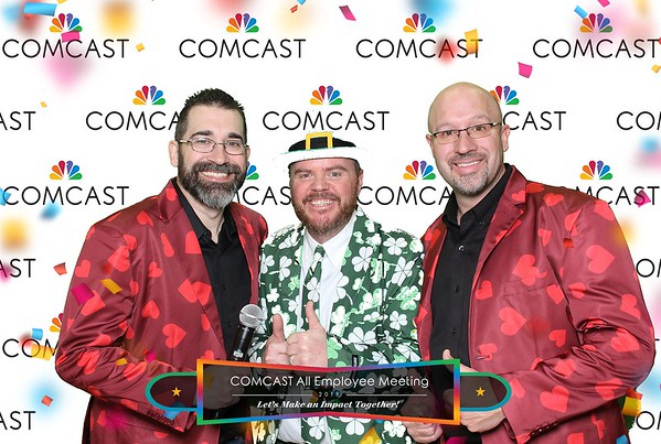 3.06.2019 - Comcast All Employee Meeting