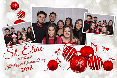 St. Elias 3rd Holiday Party