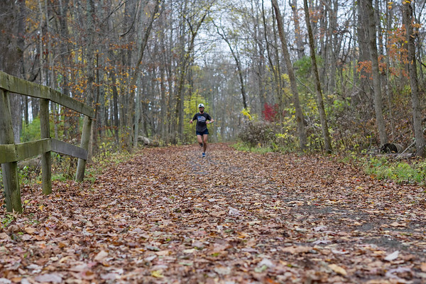 ORRRC Narrows 10k - November 5, 2017