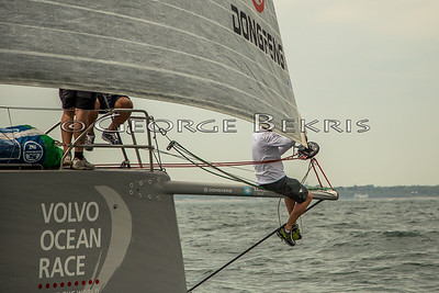 Dongfeng Race Team Volvo Ocean Race 2014-15