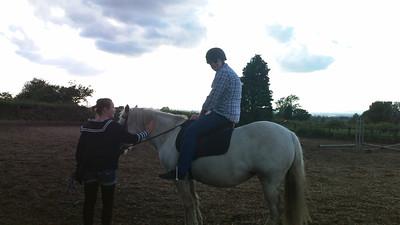 Horse Riding Explorers June 2011