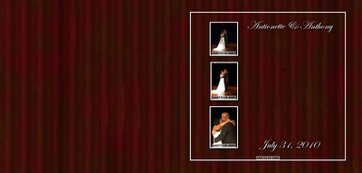 Antionette & Anthony's PhotoBook