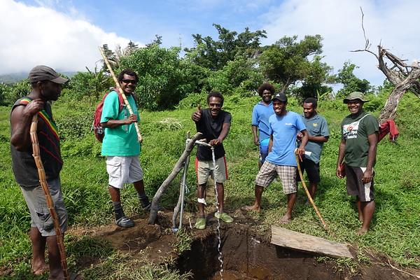 Vanuatu - New York Botanical Garden Project