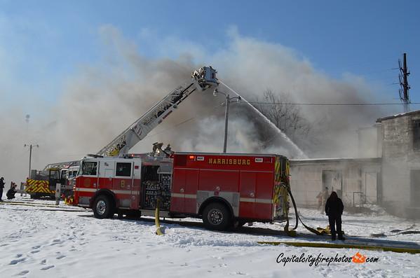 3/2/15 - Harrisburg, PA - S. Cameron St