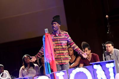 Joshua Gathering's Passion Spoken Word