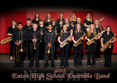 2015 Choir Band Pictures