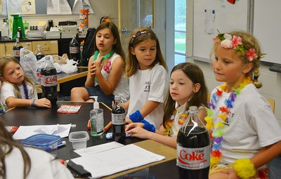 2015 Science Summer Camp